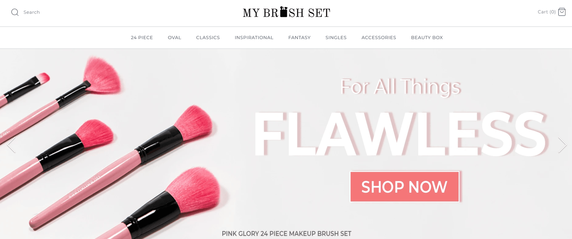 my makeup brush sets
