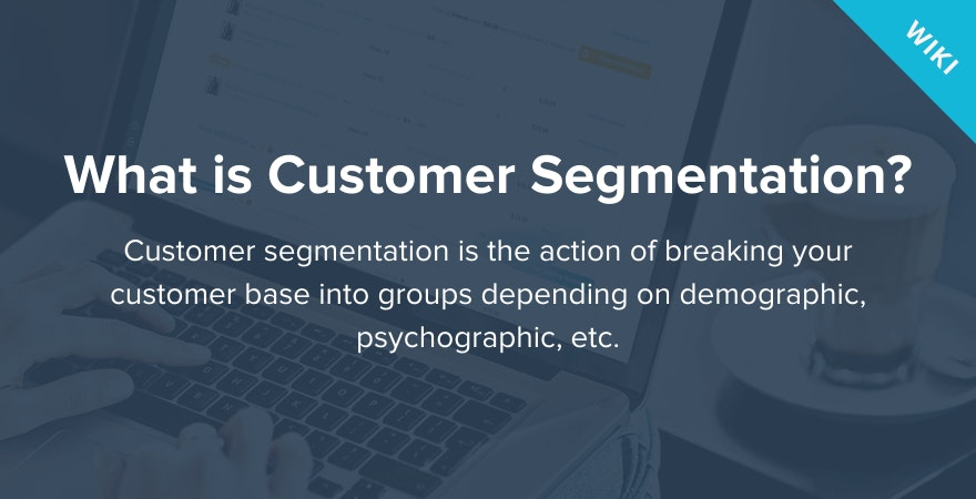 What is Customer Segmentation?