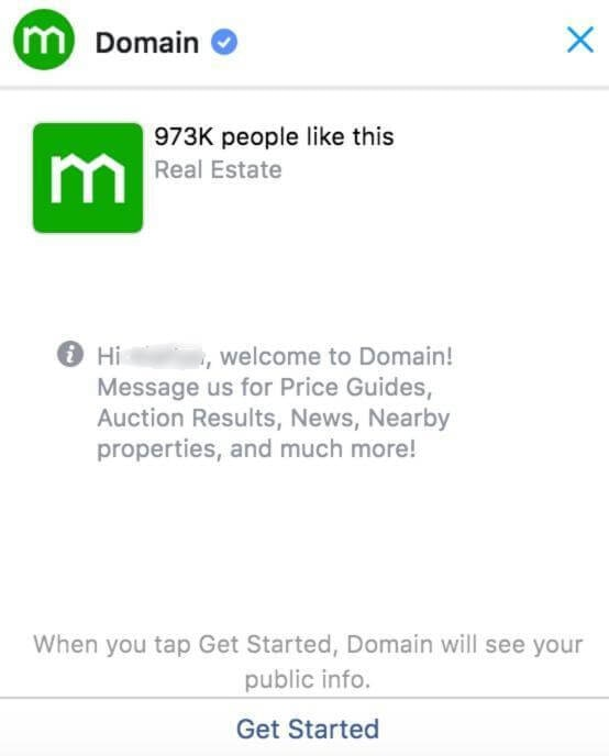 domain.com messenger bot