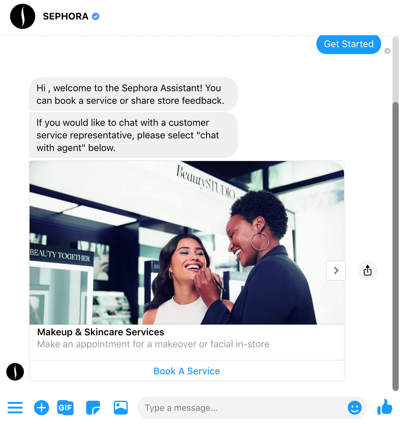 best facebook messenger chatbot