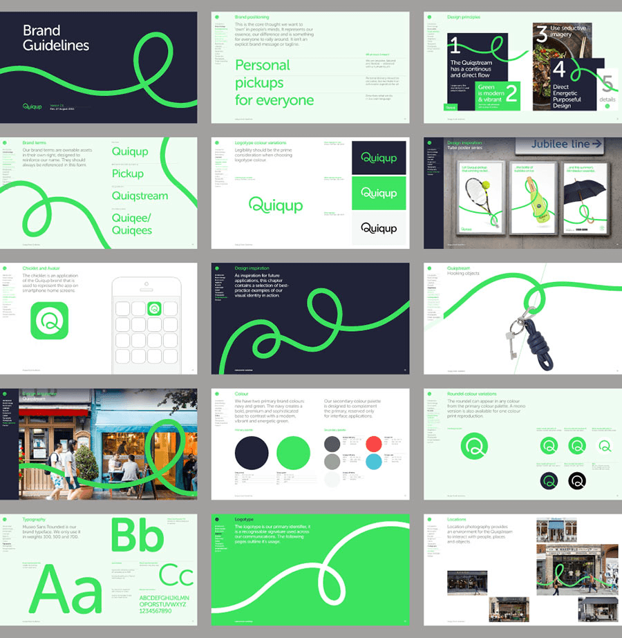 brand guidelines template example