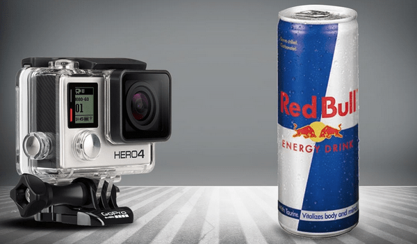 GoPro and Red Bull Partnership - Ecommerce Lead Generation Tip