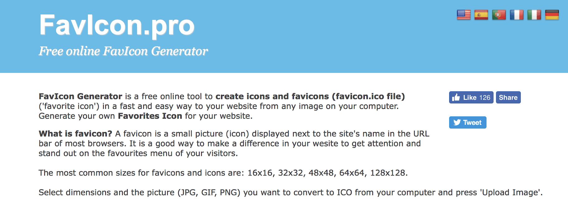 free favicon generator