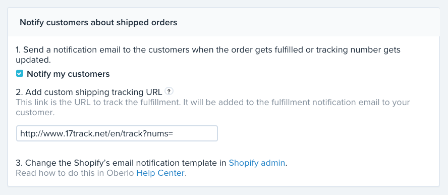 automated shipping