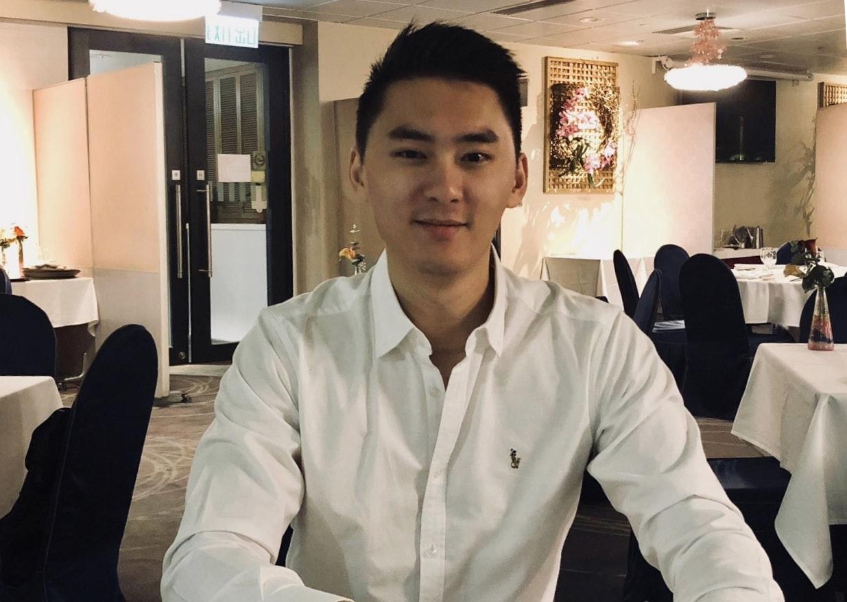 Jeffrey Ho Shopify merchant