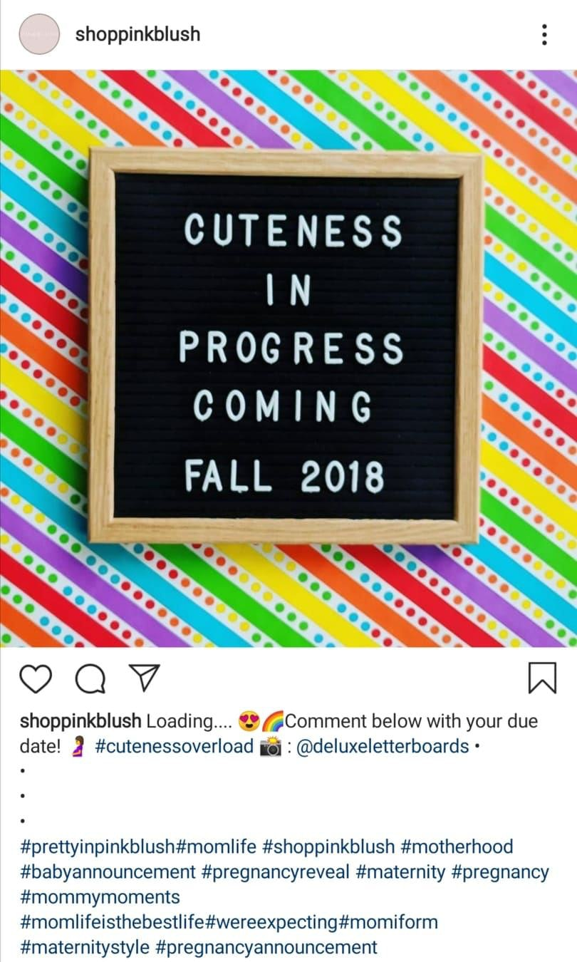 shoppinkblush instagram mommas