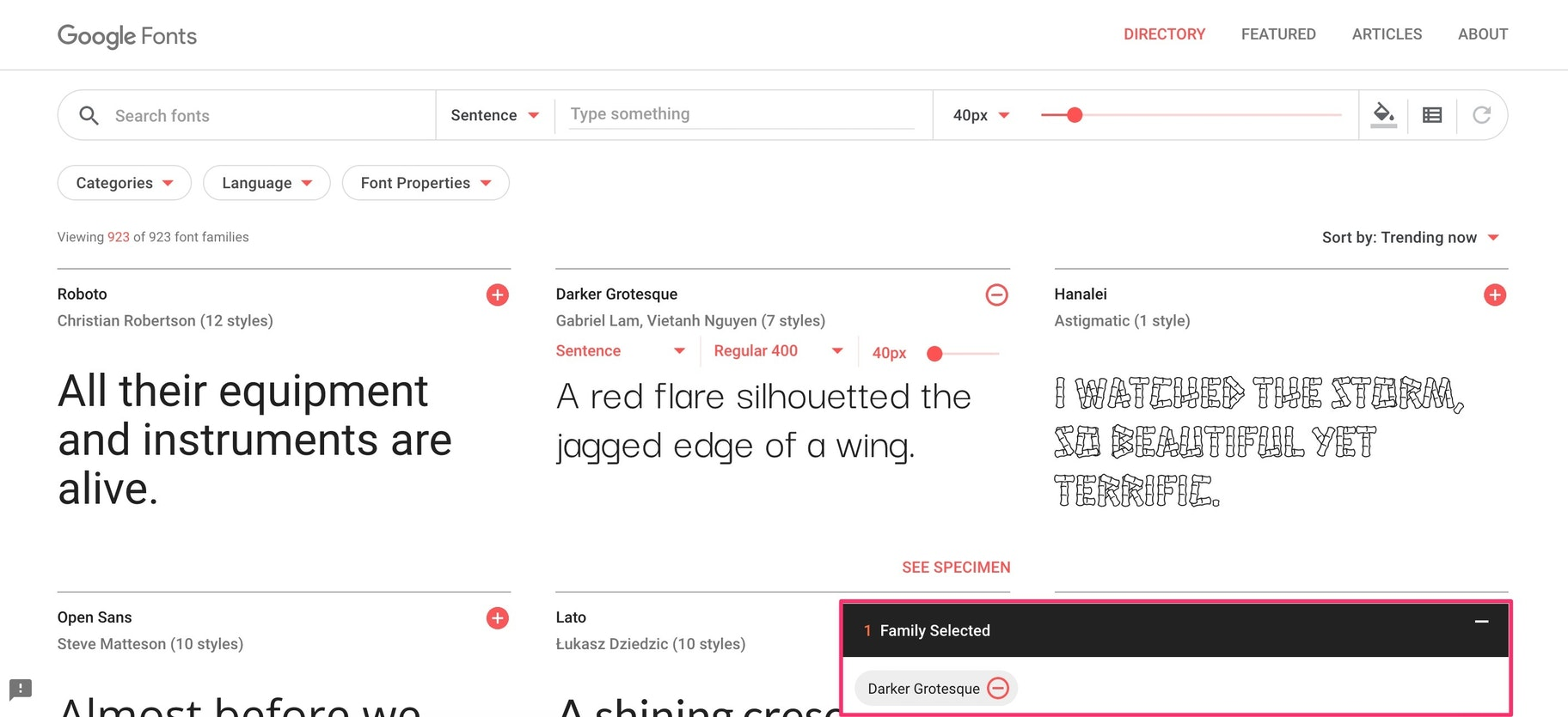 download google fonts