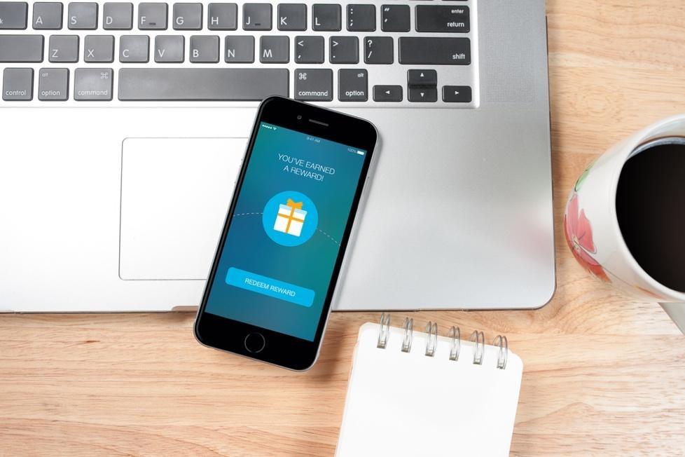 Mobile app discounts