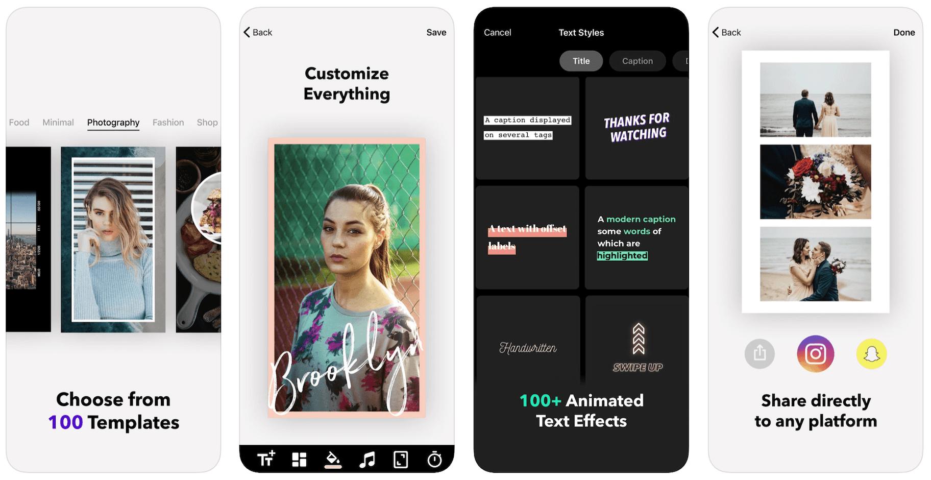 Mojo - Video Editor App for Social Media