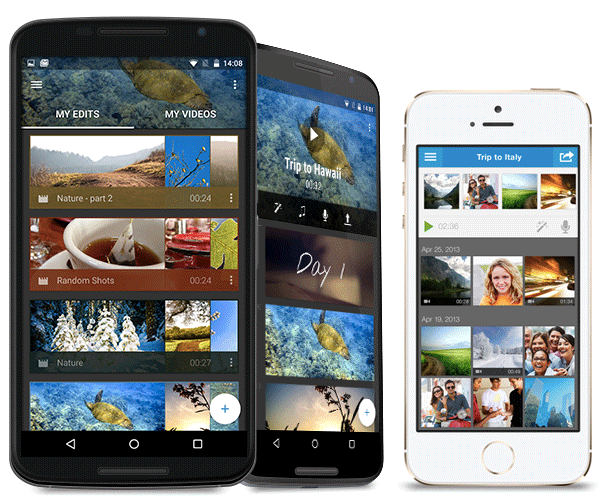 WeVideo - Instagram Video Editor App