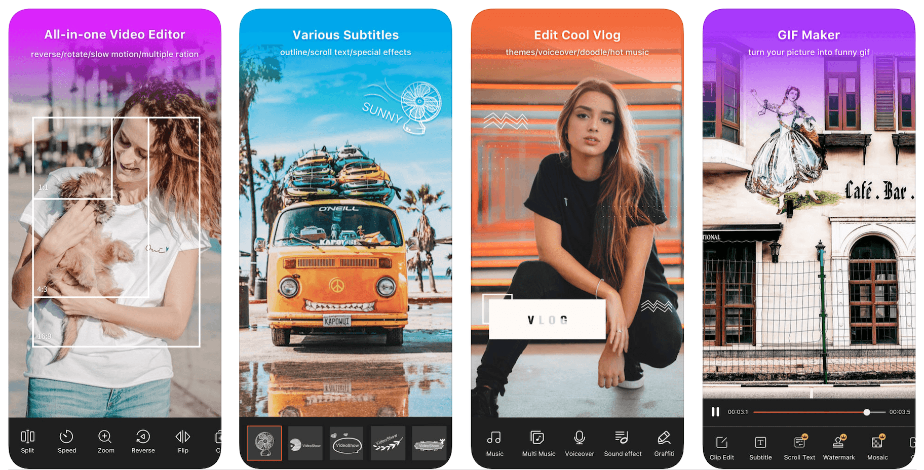 VideoShow - Instagram Video Editor App