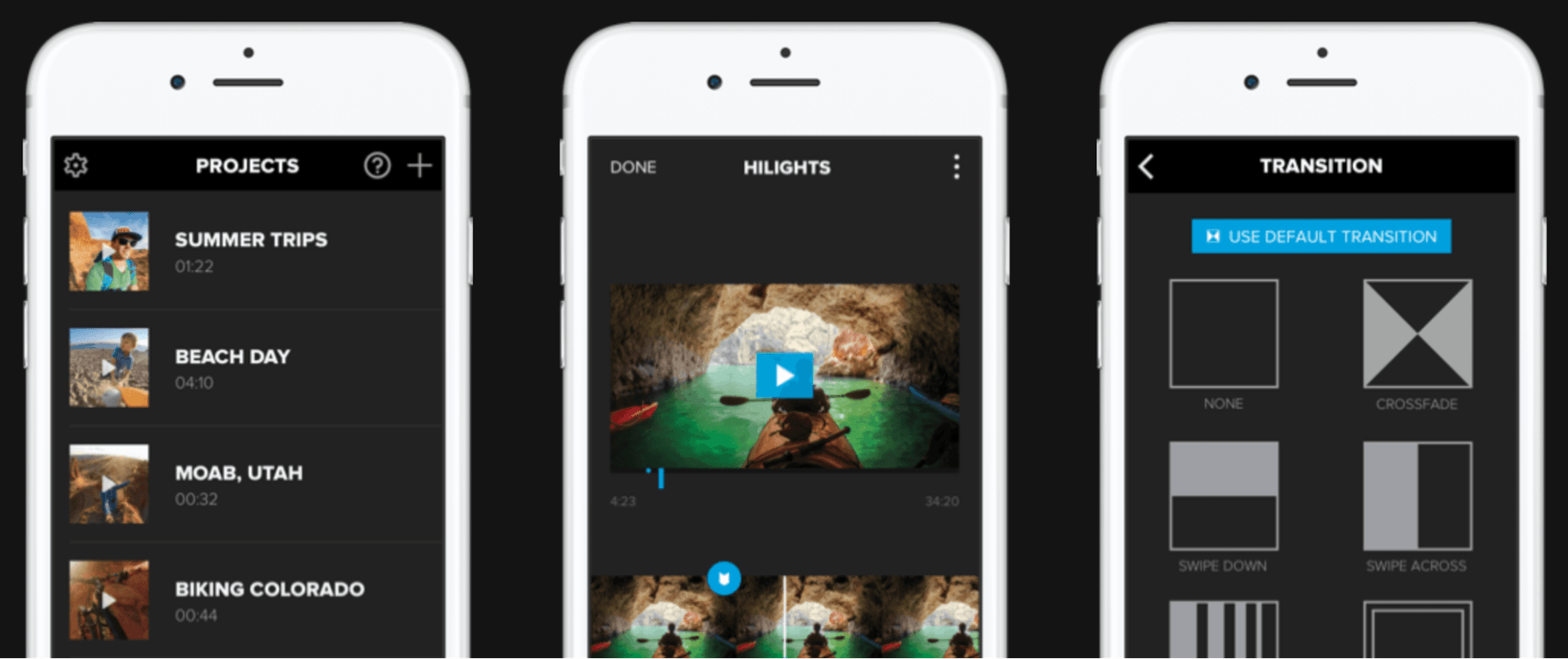 Splice - Great Instagram Video Editor App