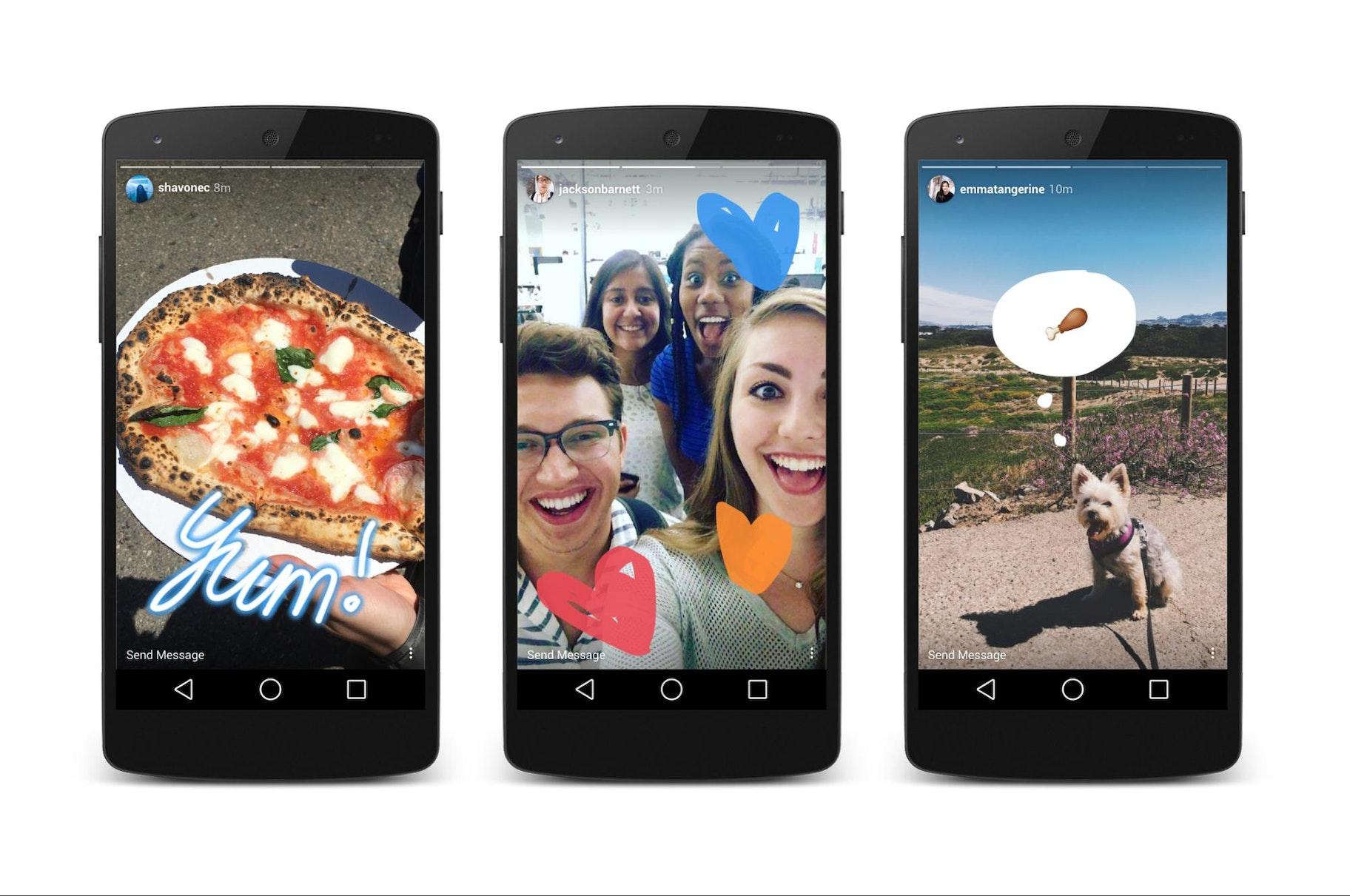 Instagram Video Stories