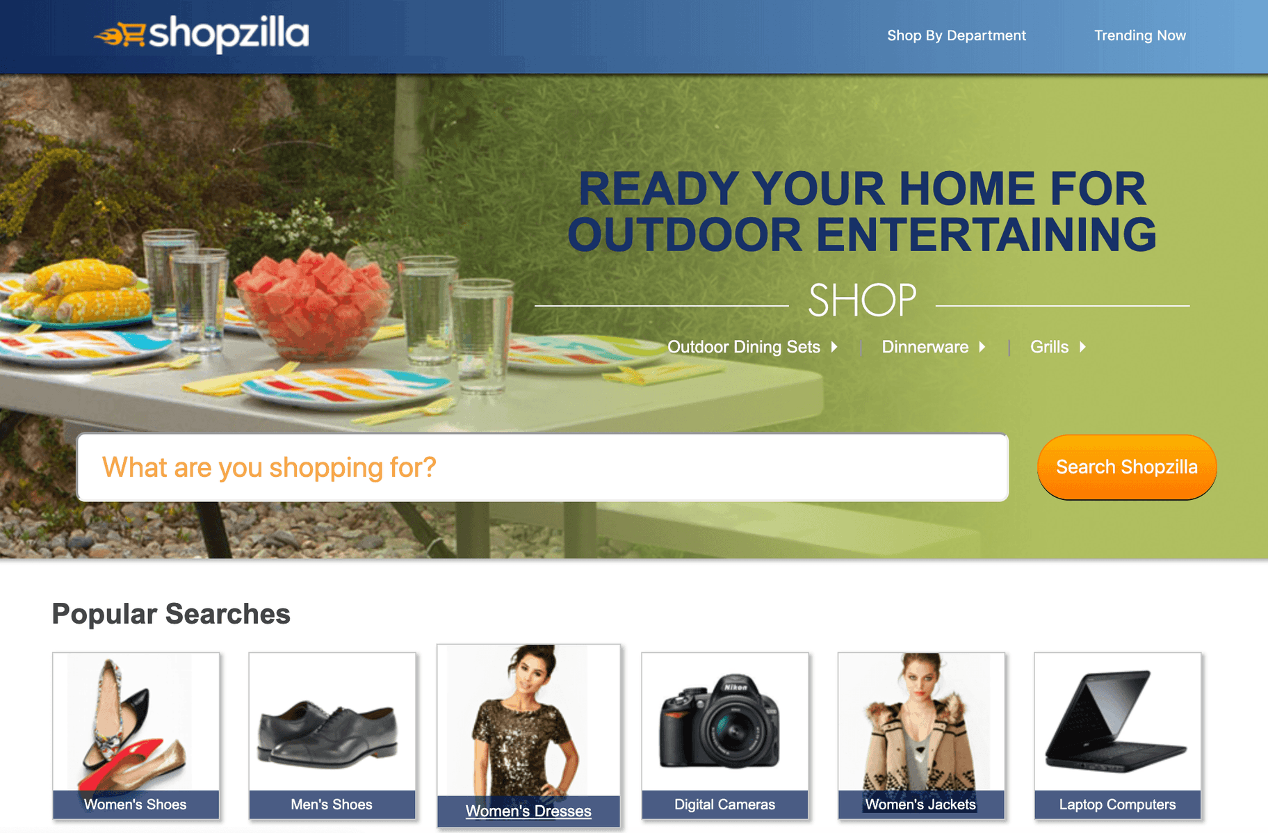 Shopzilla - compare product prices