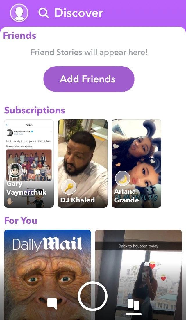 Snapchat Social Media Sites