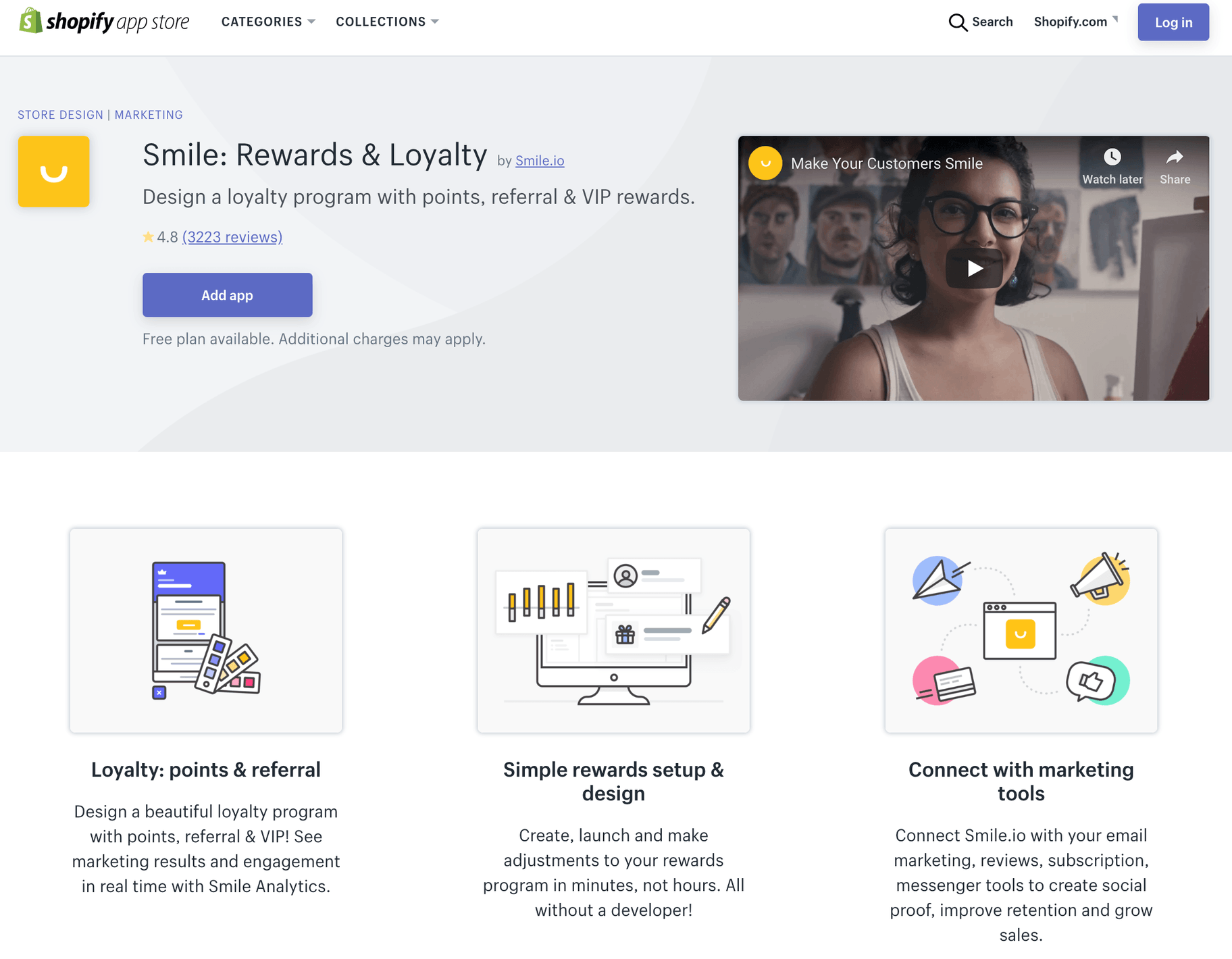 Smile: Rewards and Loyalty by Smile.io