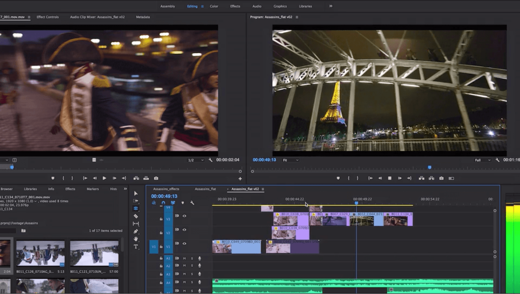 Adobe Premier Pro Video Editor