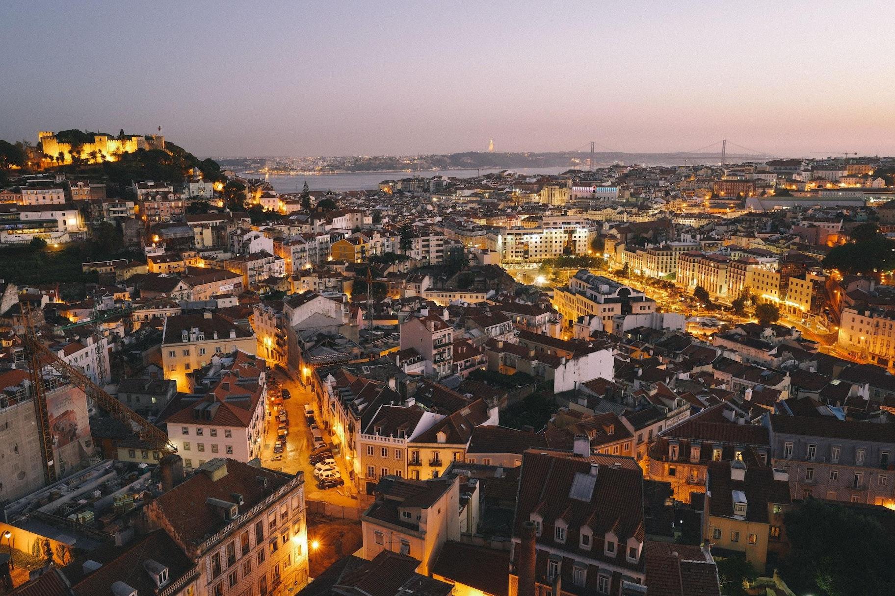 nomad-friendly destination Lisbon, Portugal