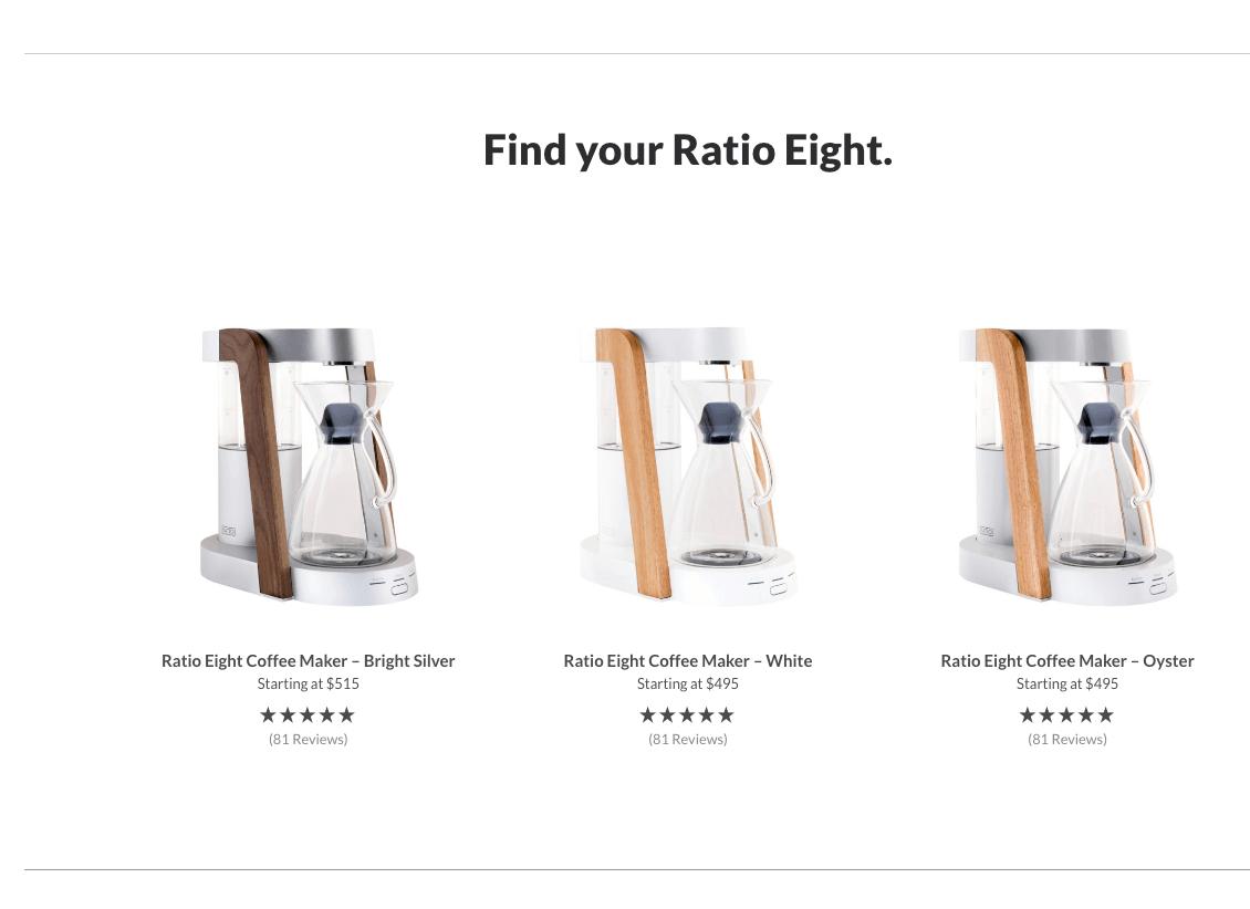 top ecommerce website design