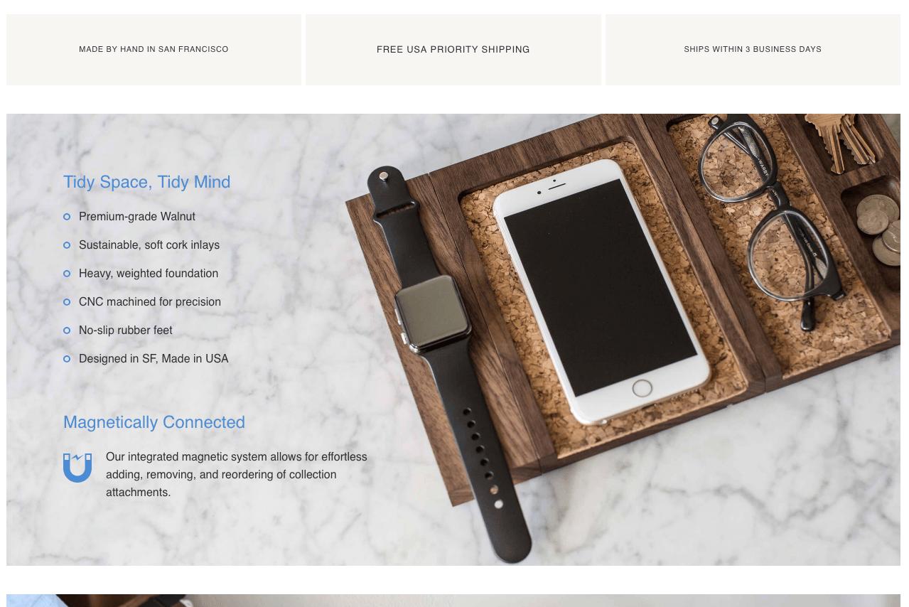 ecommerce website design ideas