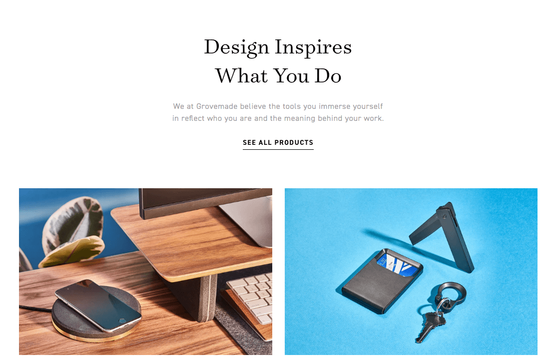 top ecommerce website designs