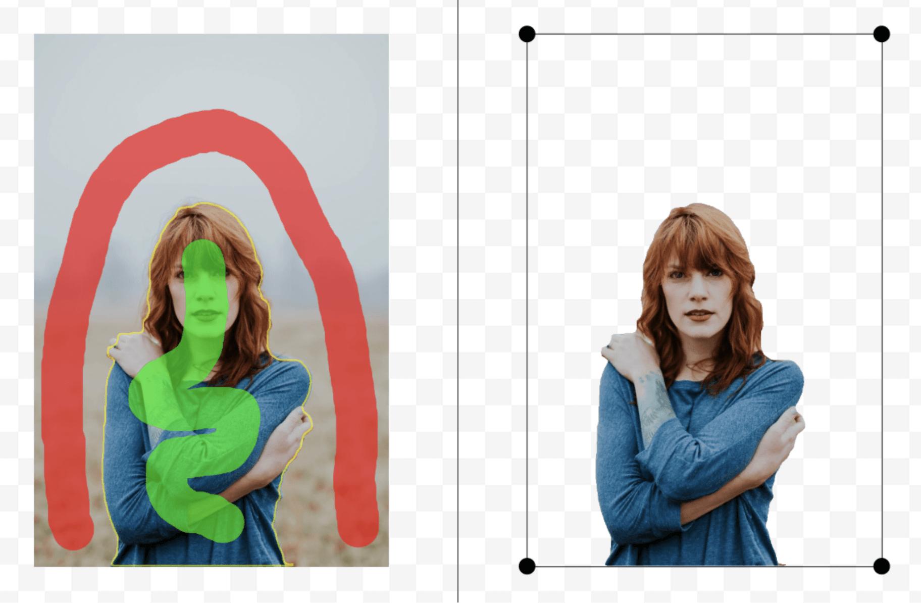 Photoscissors Example