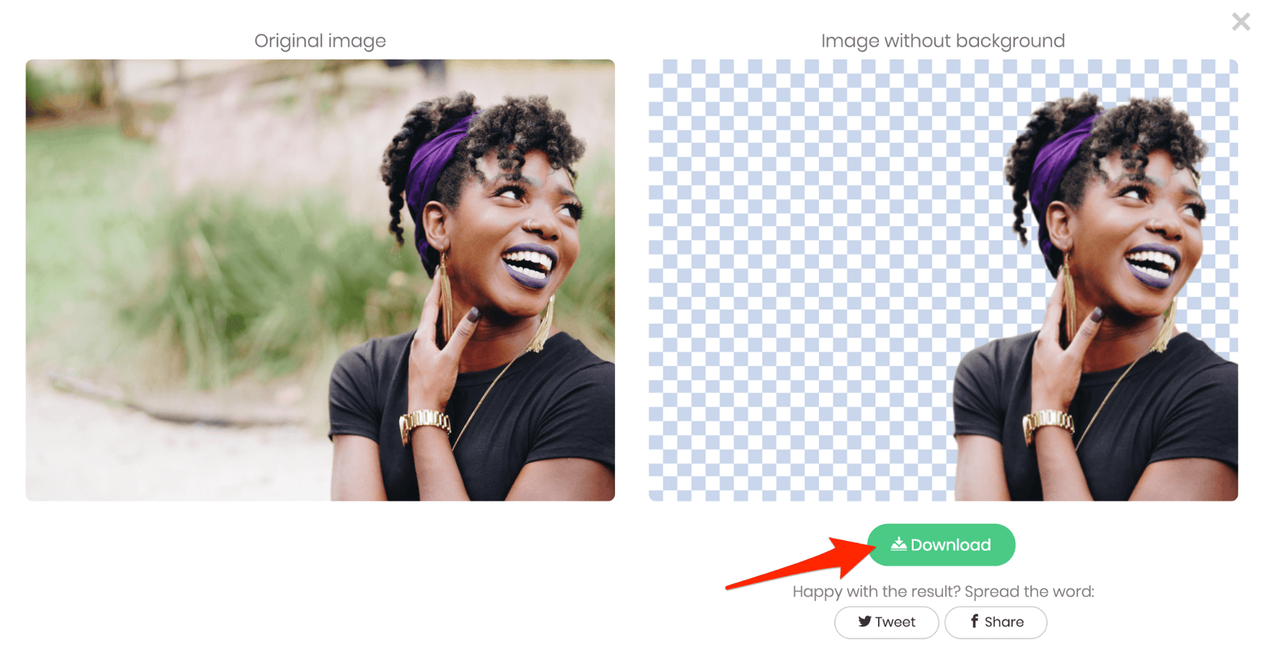 How To Remove A Background From An Image Online Or In Photoshop