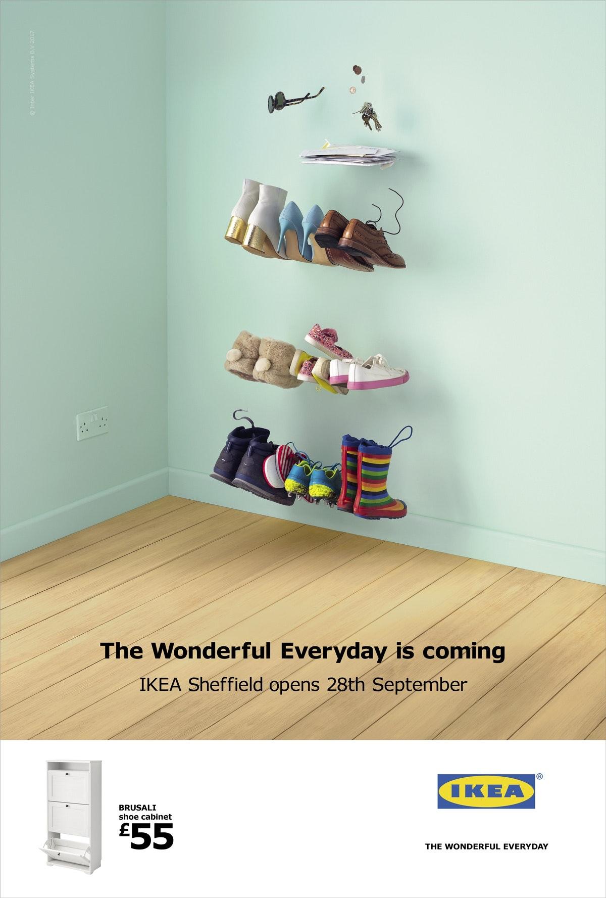 Advertising Example: Ikea Ad