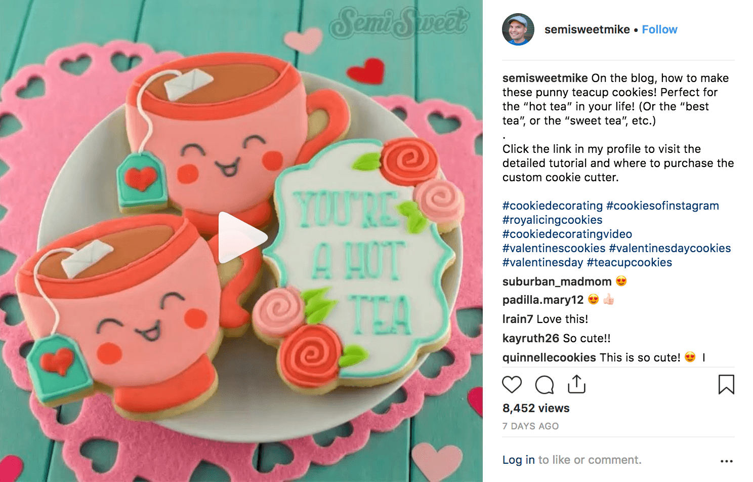 instagram likes from hashtags