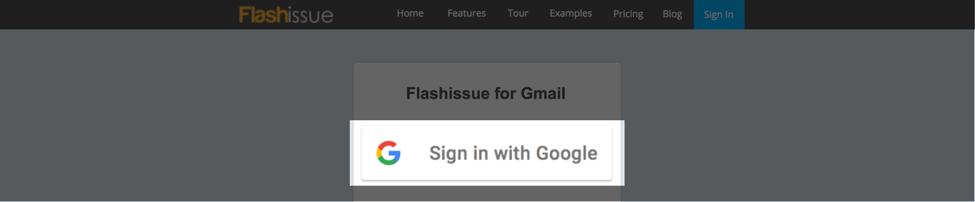 flashissue gmail