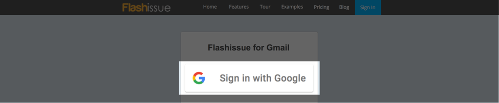 flashissue gmail