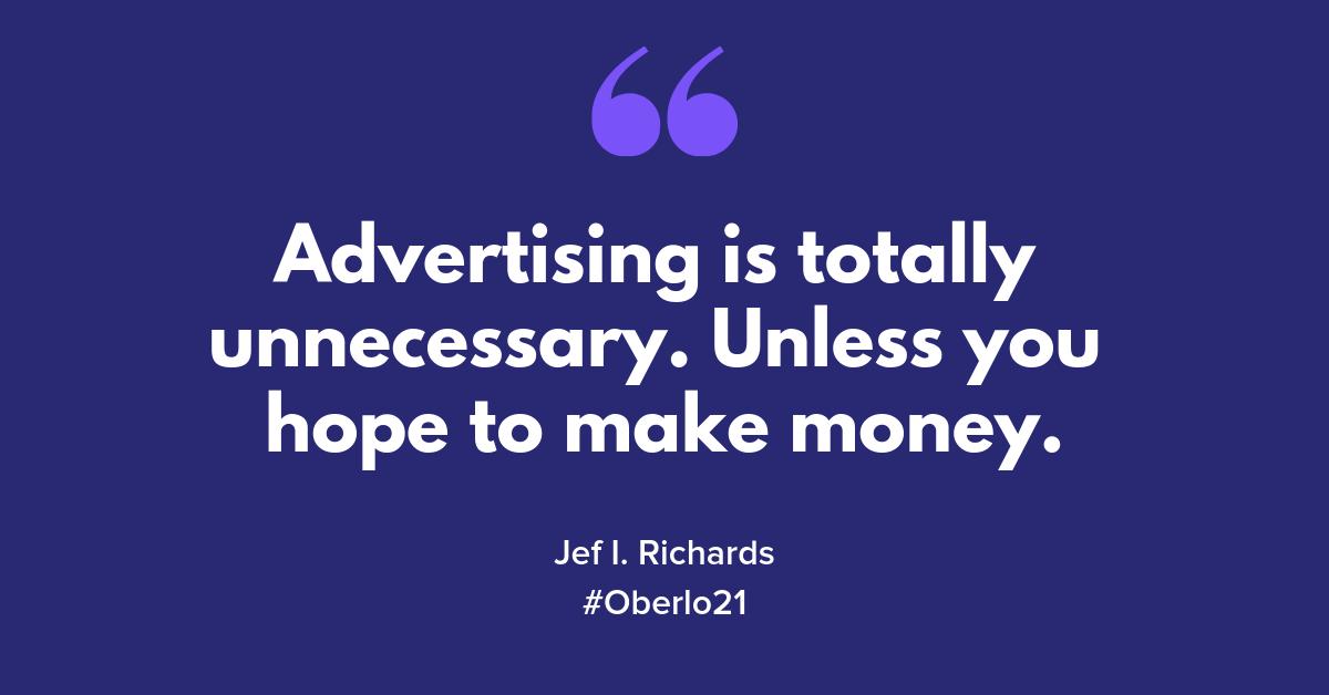 Facebook ad quotes