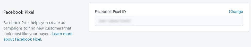 GA and FB pixel