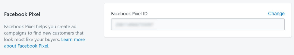 GA and FB pixel