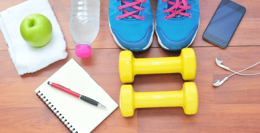 Building an Exercise Routine to Increase Productivity