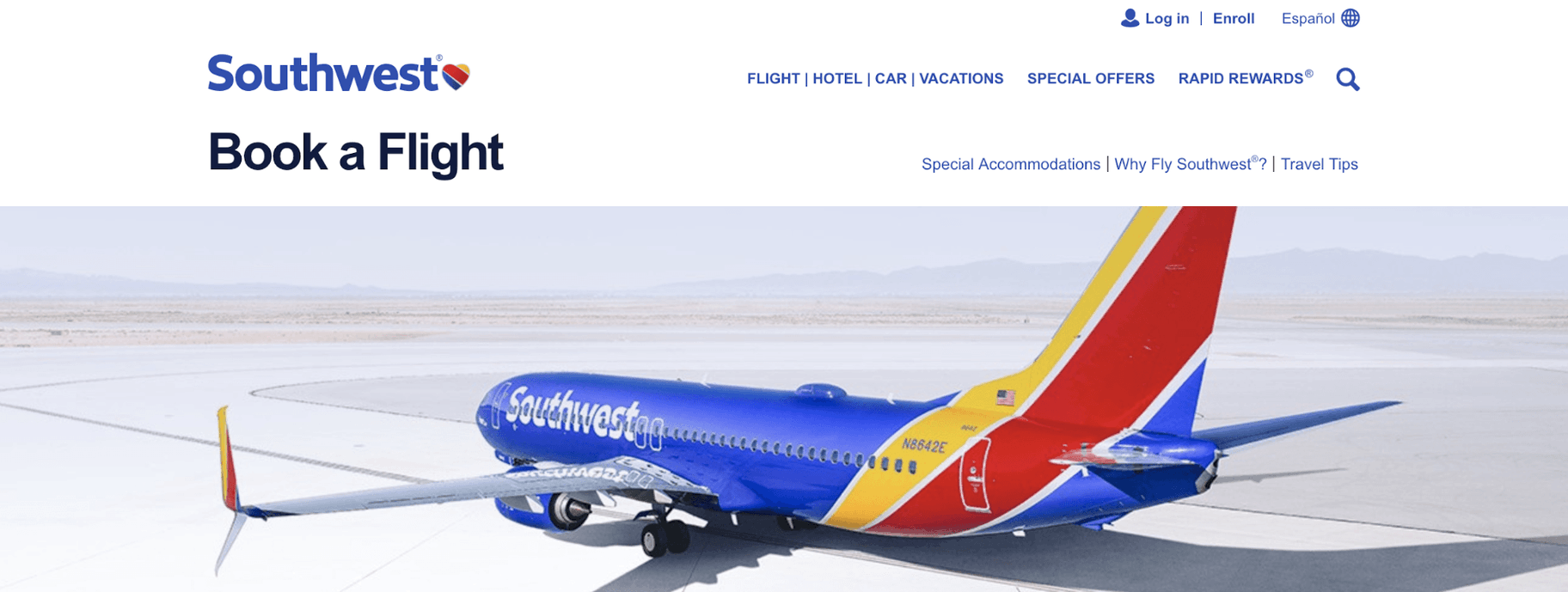Southwest Airlines Vision Statement