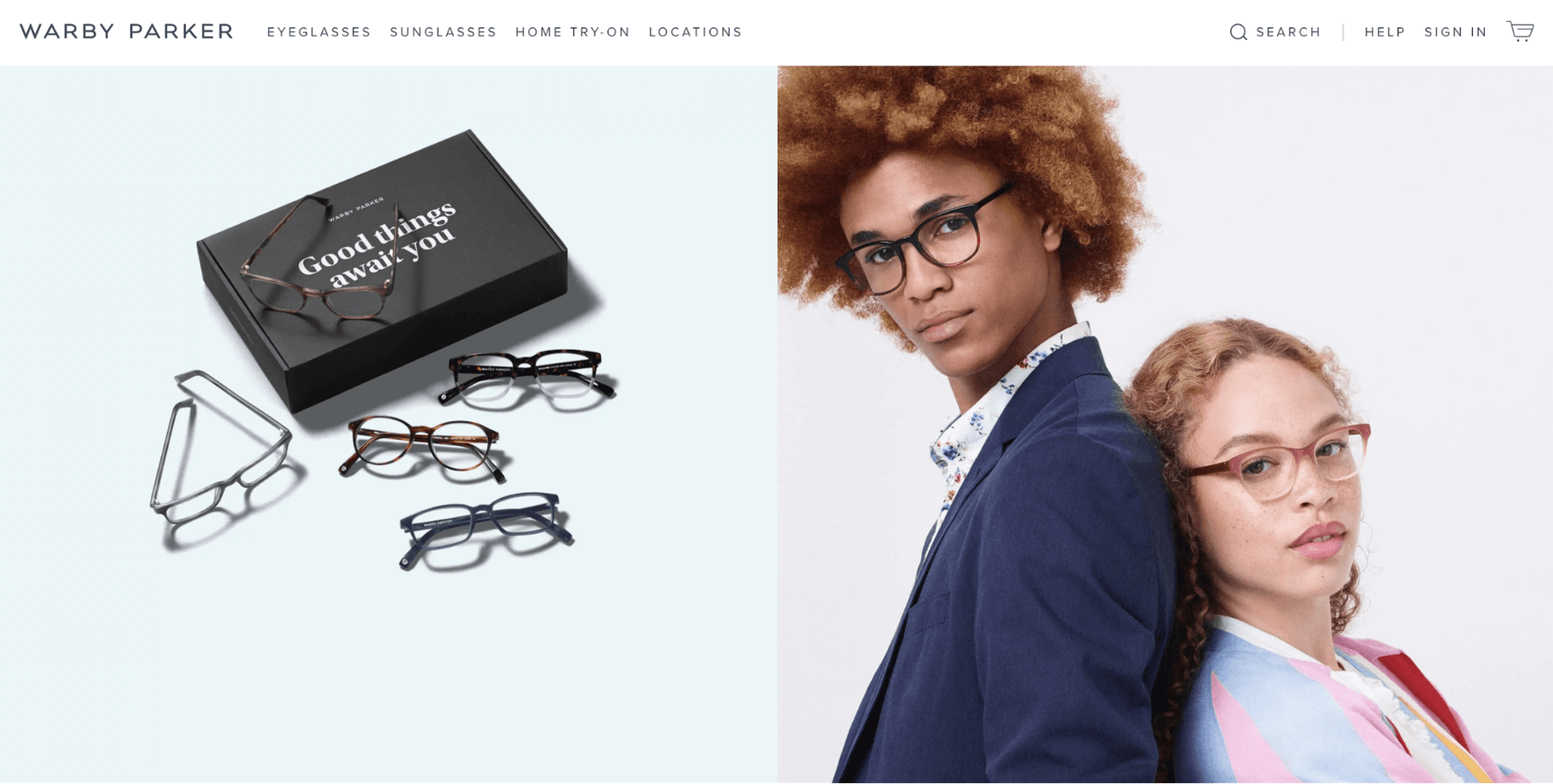 Warby Parker Vision statement