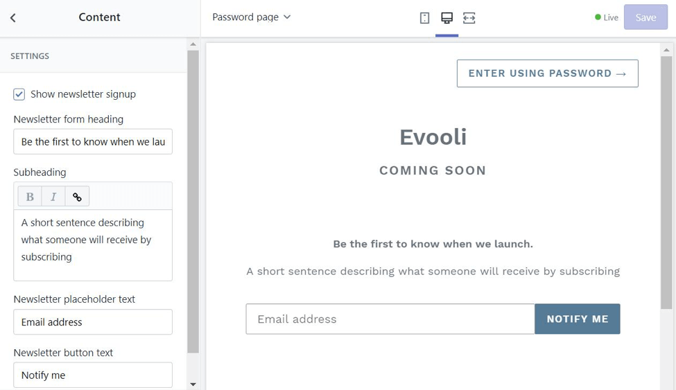 how to get emails in shopify