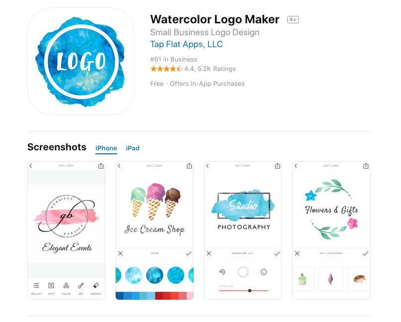 logo creator app