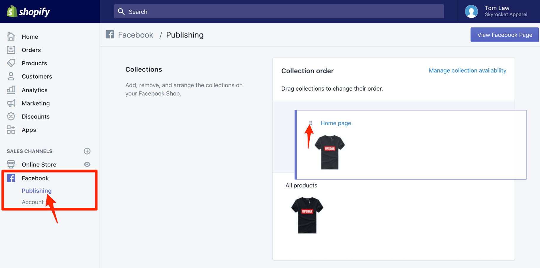 Shopify Product Management