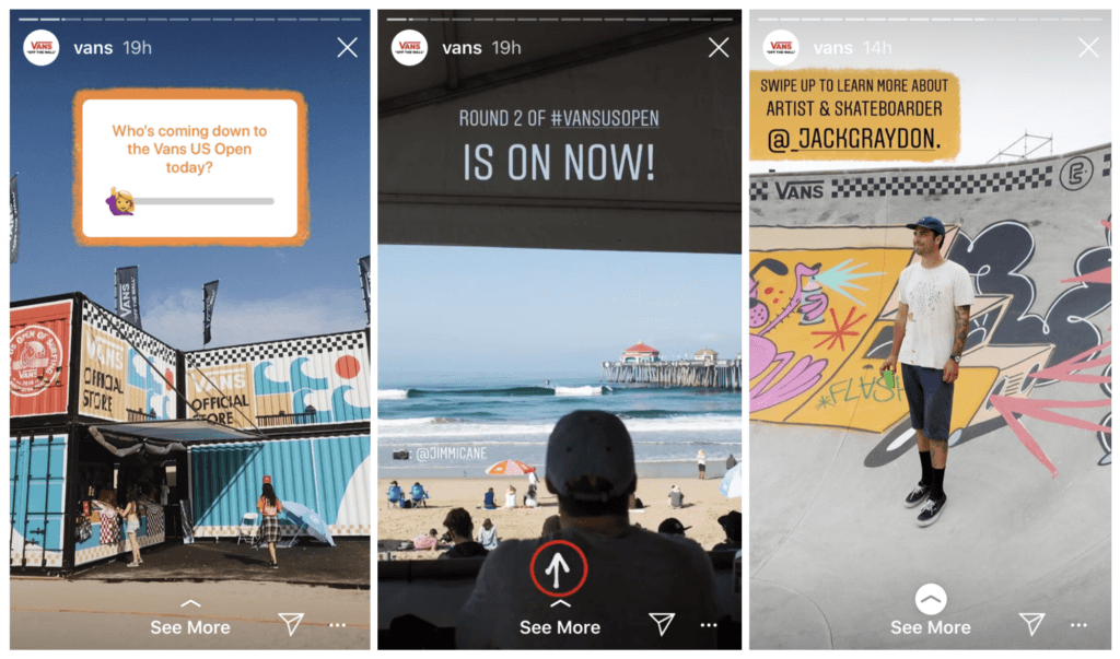 Vans Video Marketing