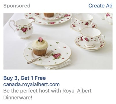Royal Albert - Best Way to Advertise on Facebook