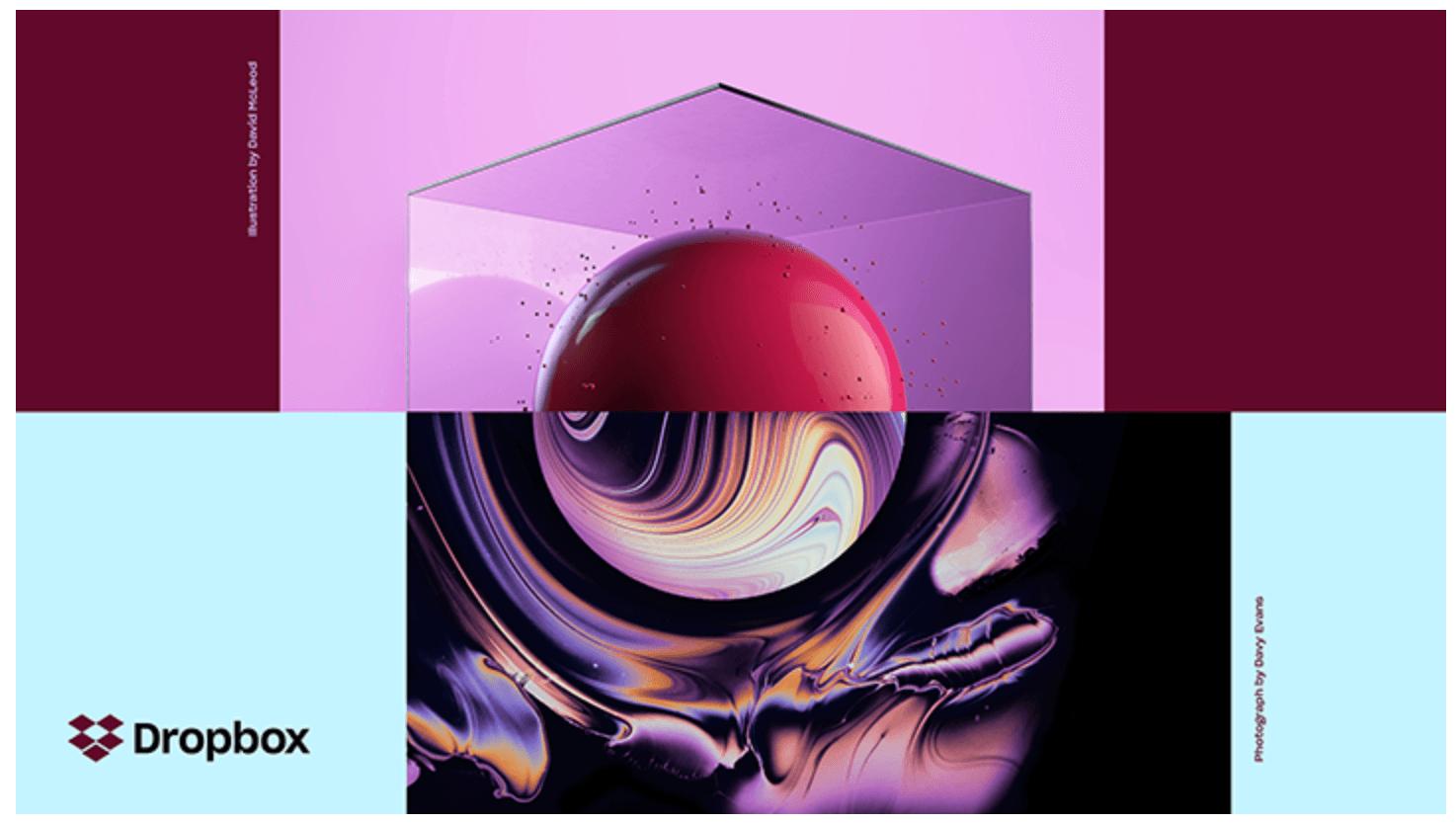 Dropbox Rebrand Psychographics