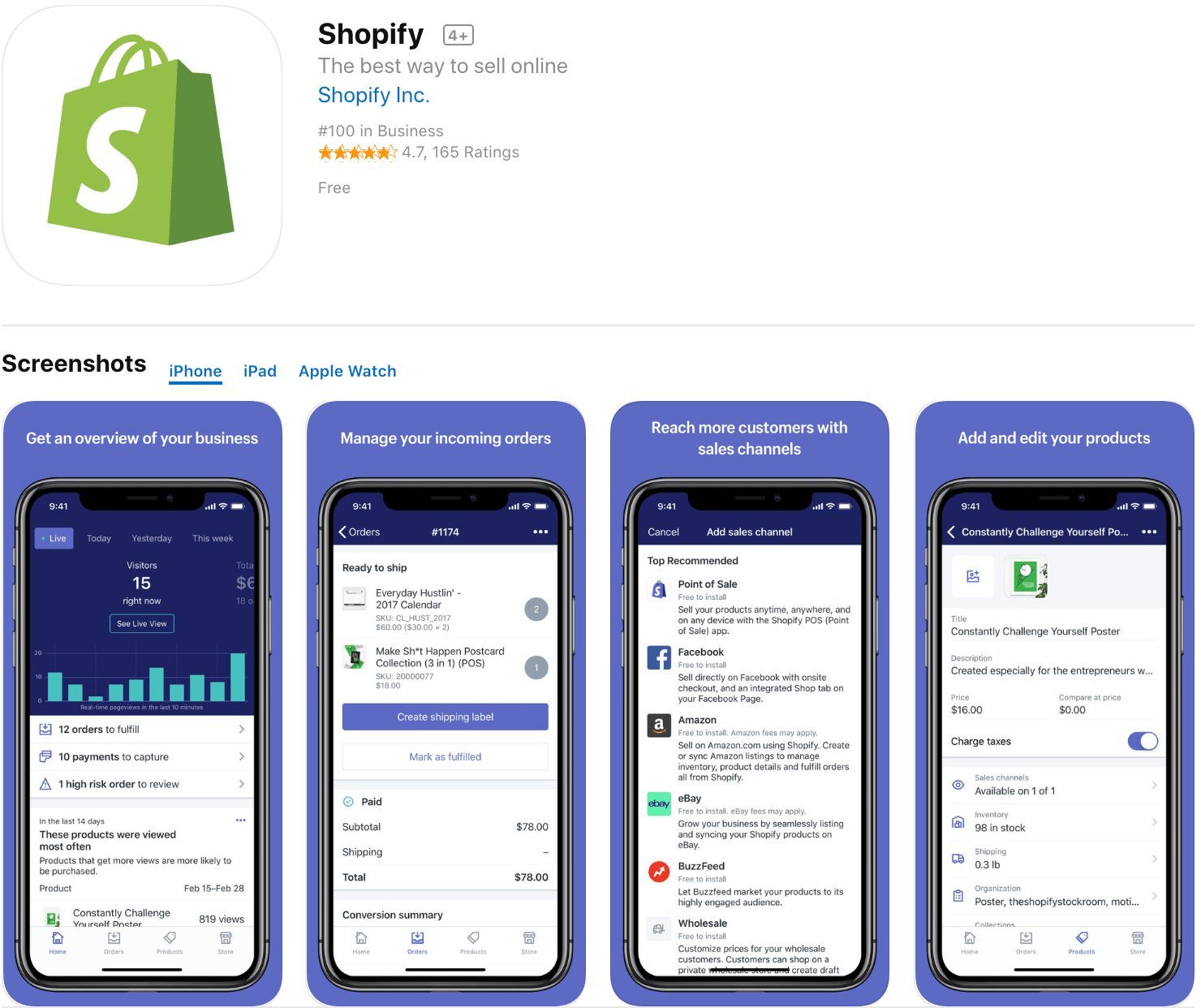 Marketing Apps Shopify