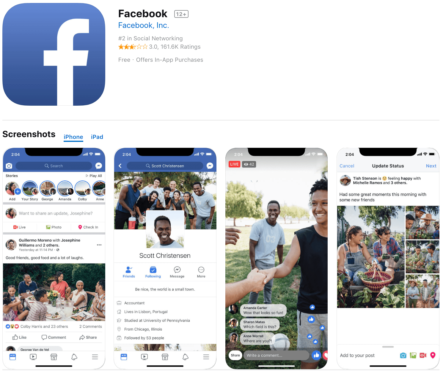 Marketing Apps Facebook