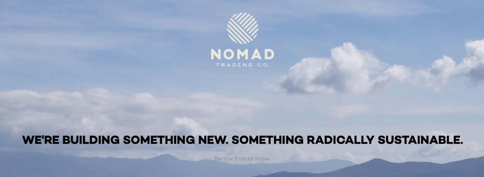 Nomad Trading kickstarter campaign