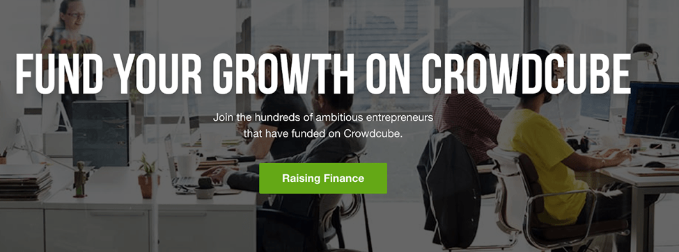 fund growth on crowdcube