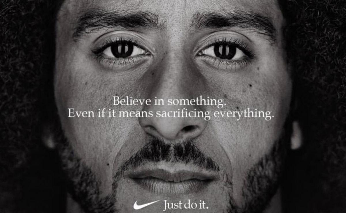 Nike Kaepernick Viral Campaign