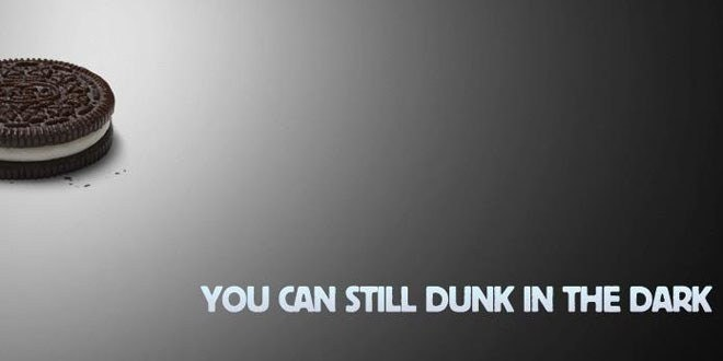 Oreo Dunk Viral Campaign