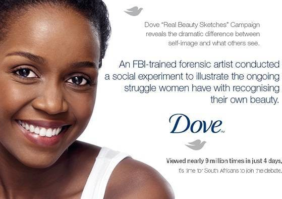 Dove Real Beauty Viral Campaign